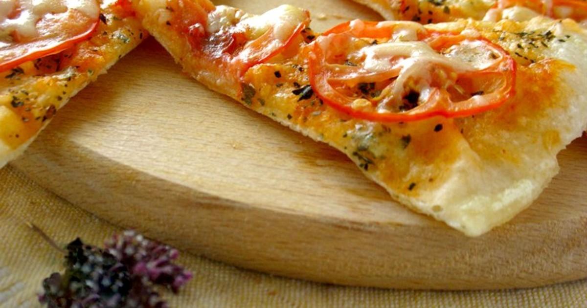 """Результат пошуку зображень за запитом """"Диетическая пицца на скорую руку. Вкусно и полезно!"""""""