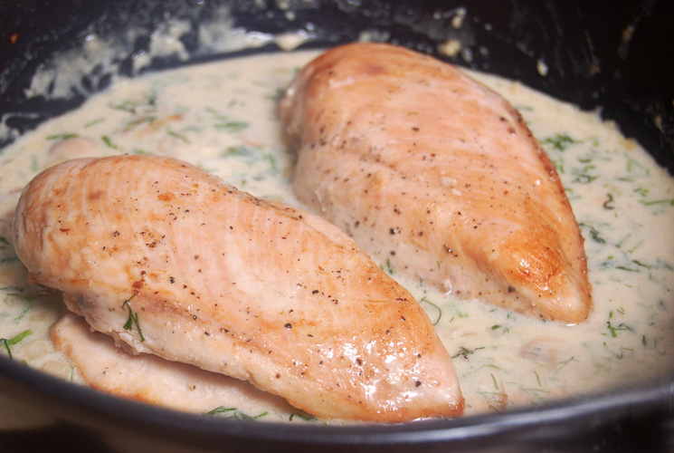 """Результат пошуку зображень за запитом """"Куриное филе, запеченное в молоке на ужин"""""""